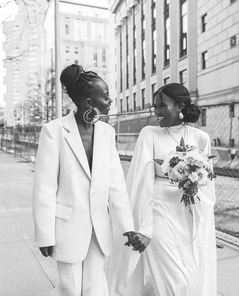 Love Is Love In These Gorgeous LGBTQ+ Wedding Photos