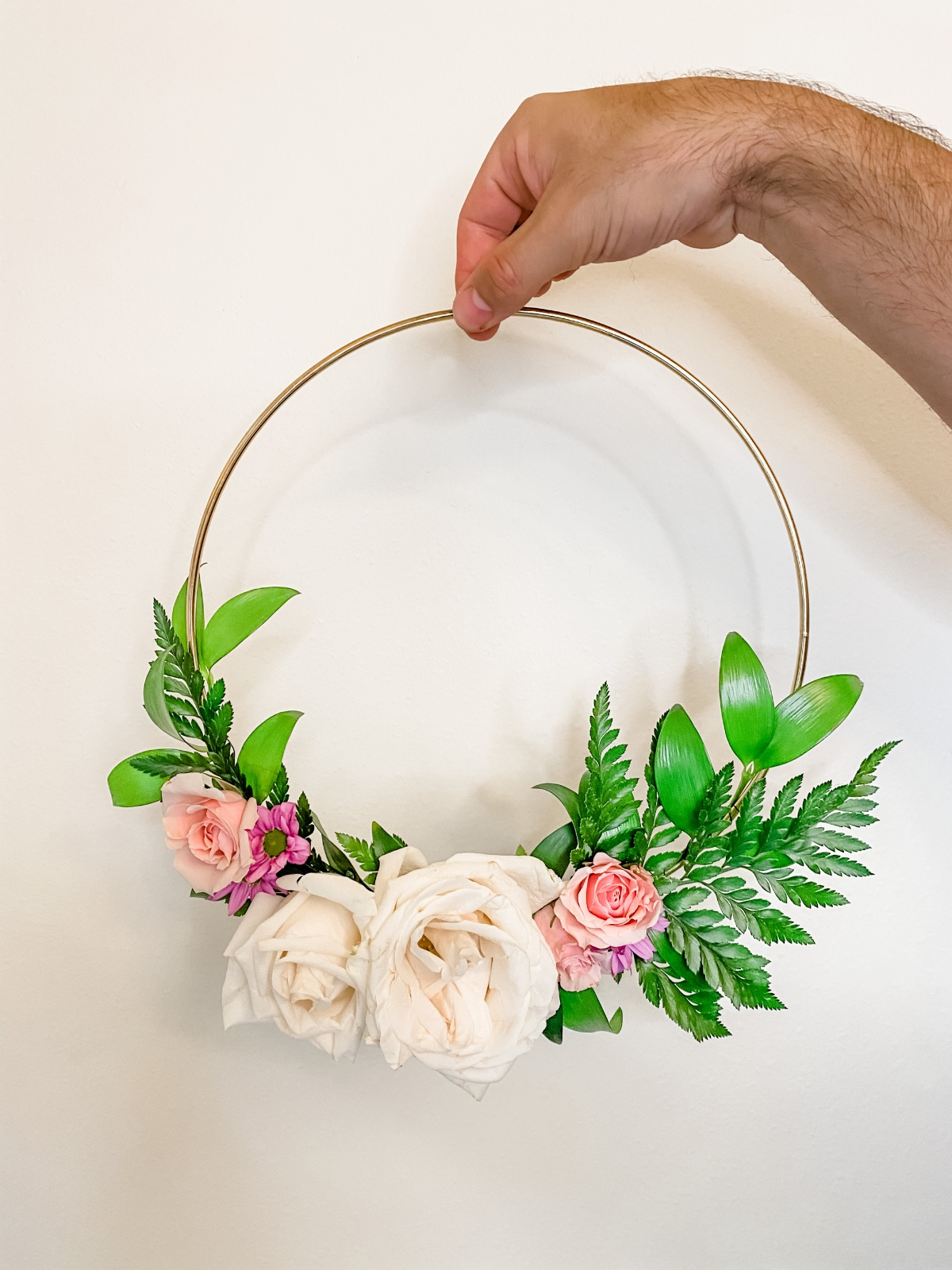 How to Make a Romantic Ring Bouquet