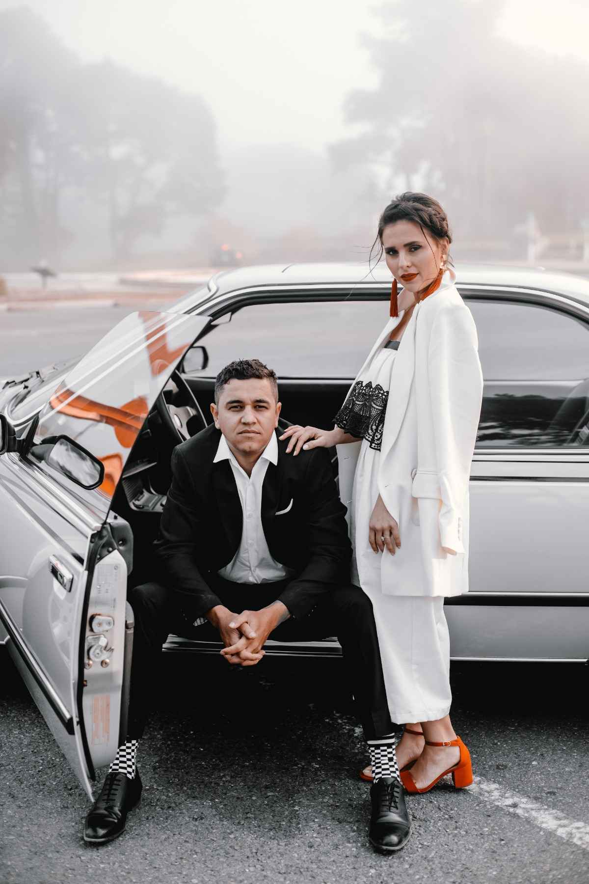 San Francisco Engagement Ideas and Outfits