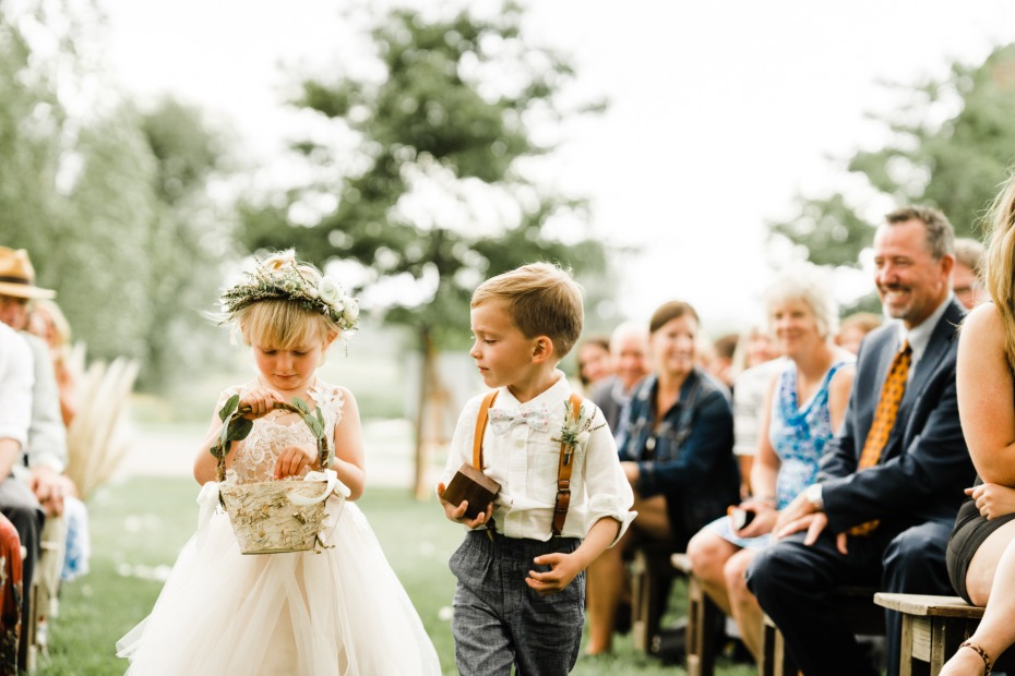 flower girl and ring bearer outfit ideas