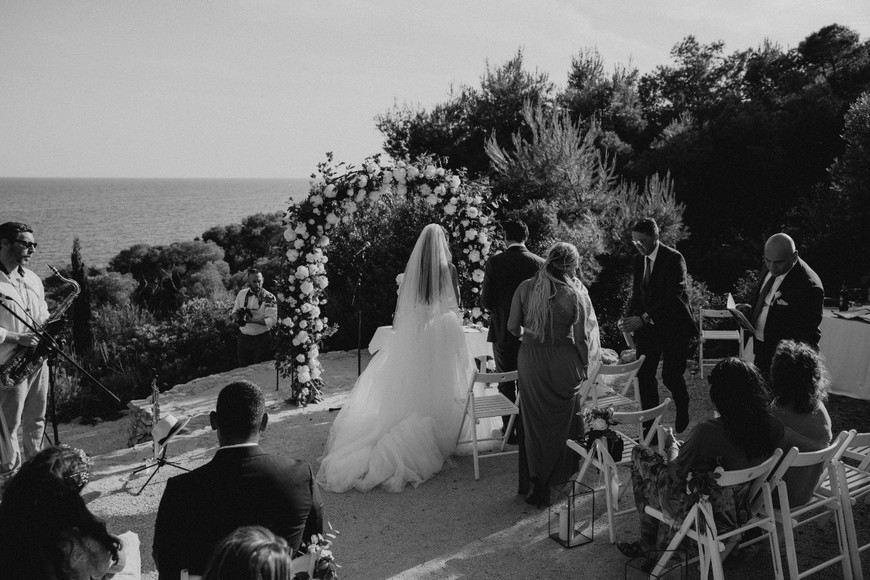 An Elegant and Intimate Wedding in Barcelona