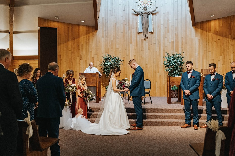 Church wedding photography ideas