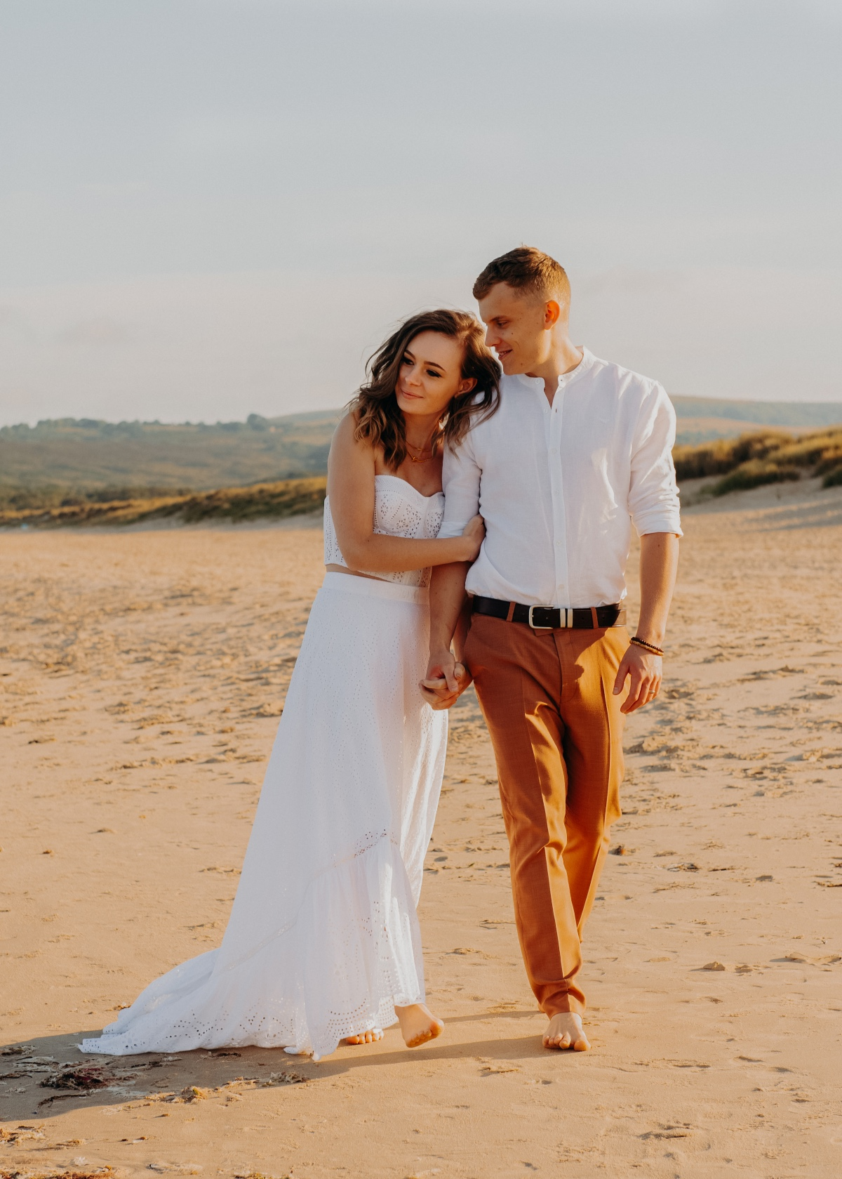 Eco Beach Elopement