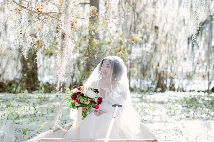 How to Get the Most From Your Bridal Portraits