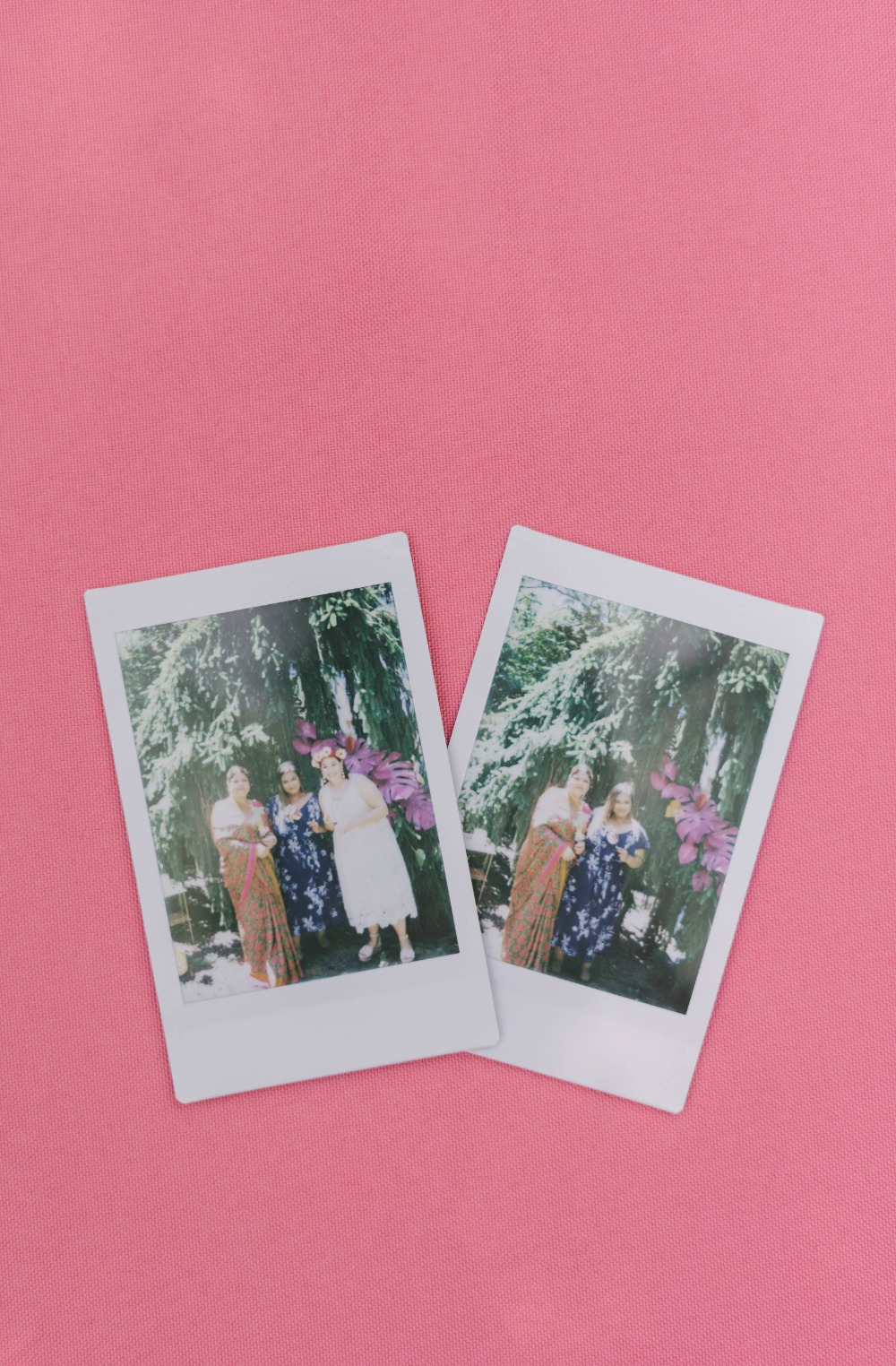 Instax photo station