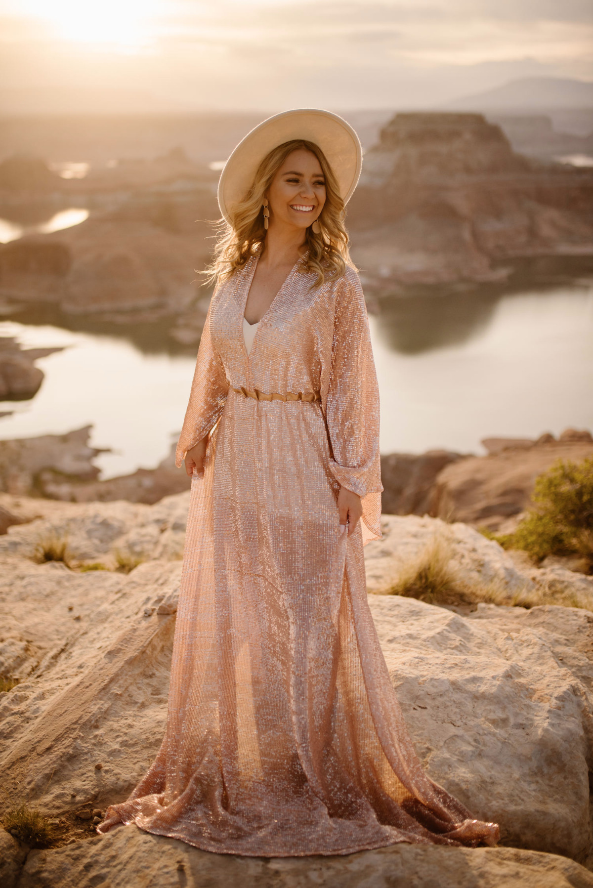 adventure elopement in the Southwest