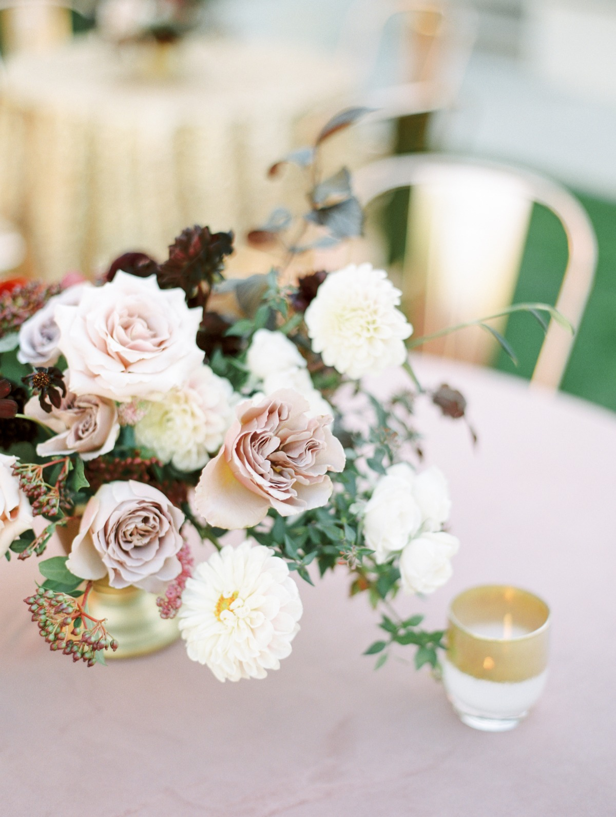 Let's Just Say No Detail is Overlooked when a Wedding Planner Gets Married