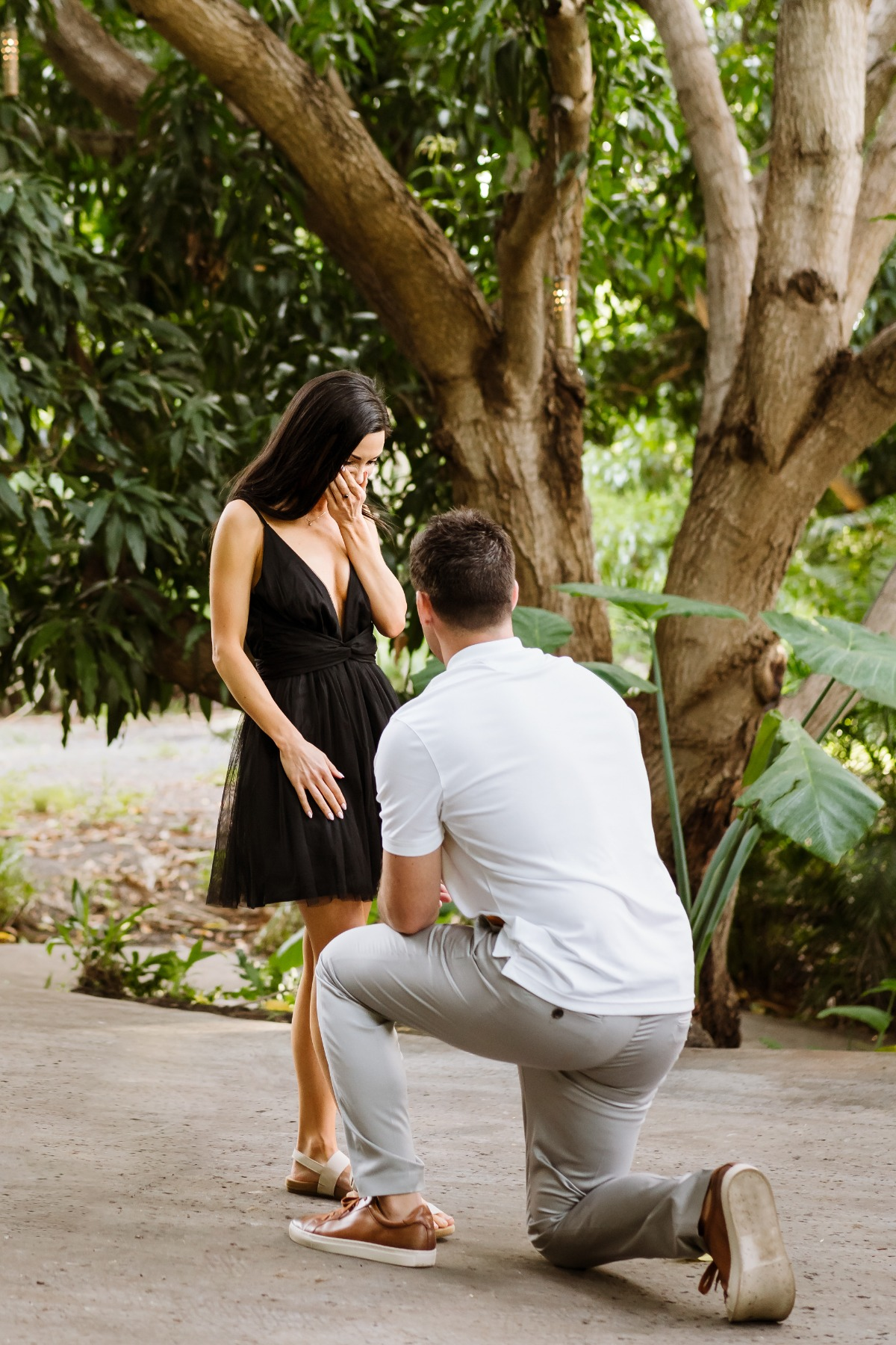 The Bachelor Contestant's Most Extravagant Maui Proposal