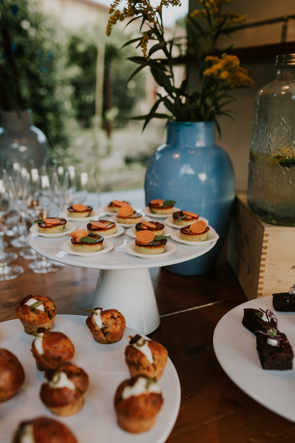 foodie wedding ideas