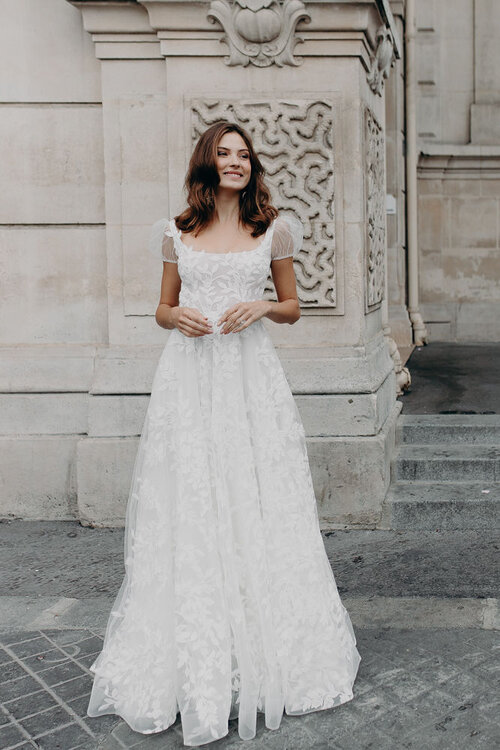 These Dresses Get the Look of Princess Beatrice's Something Borrowed
