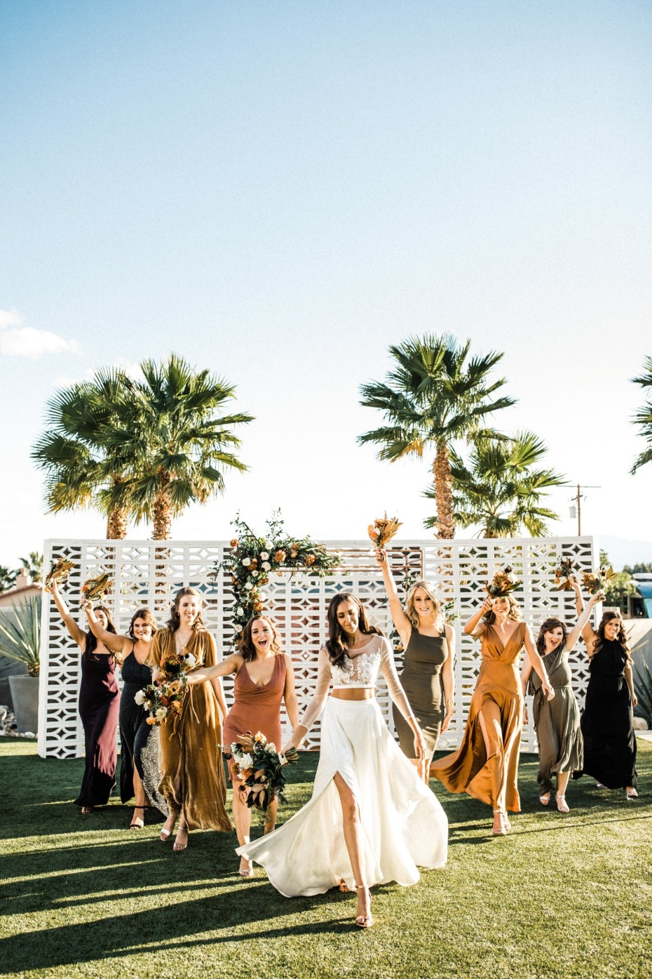 Palm Springs Weddings That Make Us Not Want to Leave