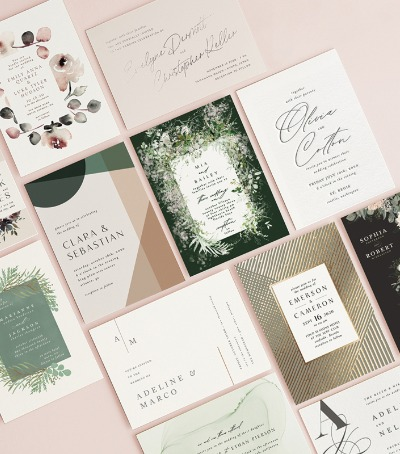 Free Sample Invitation Kit