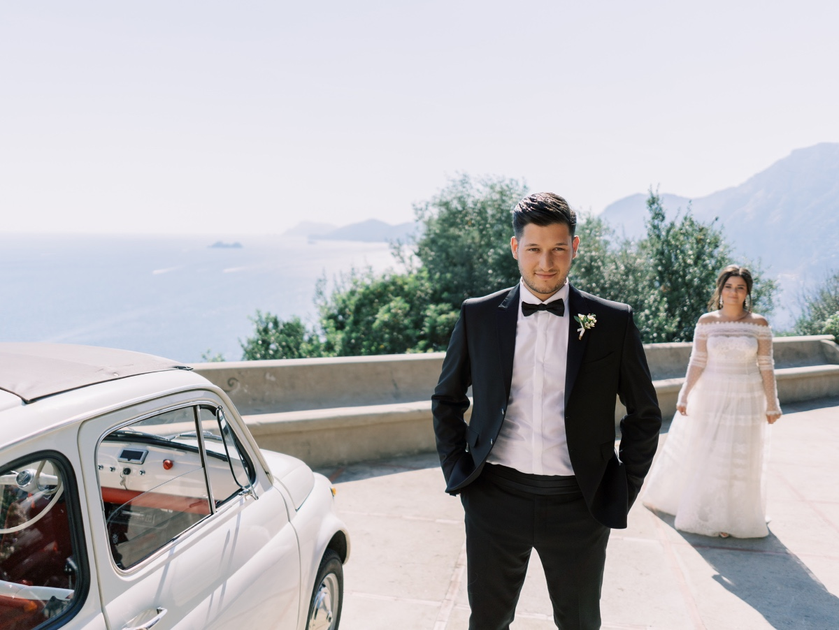 Amalfi Coast Wedding
