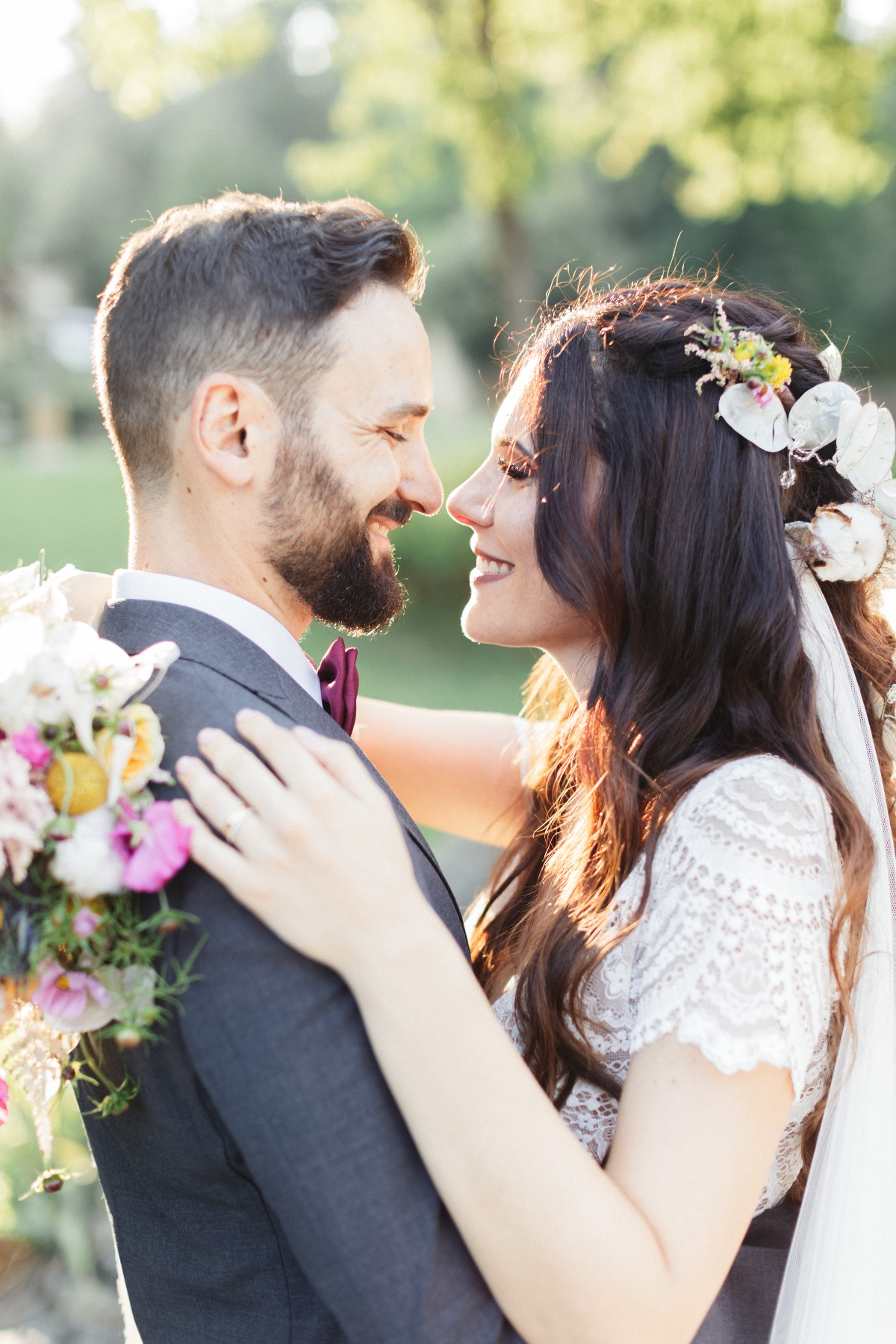 Enchanted Vintage Chic Fairytale in Tuscany