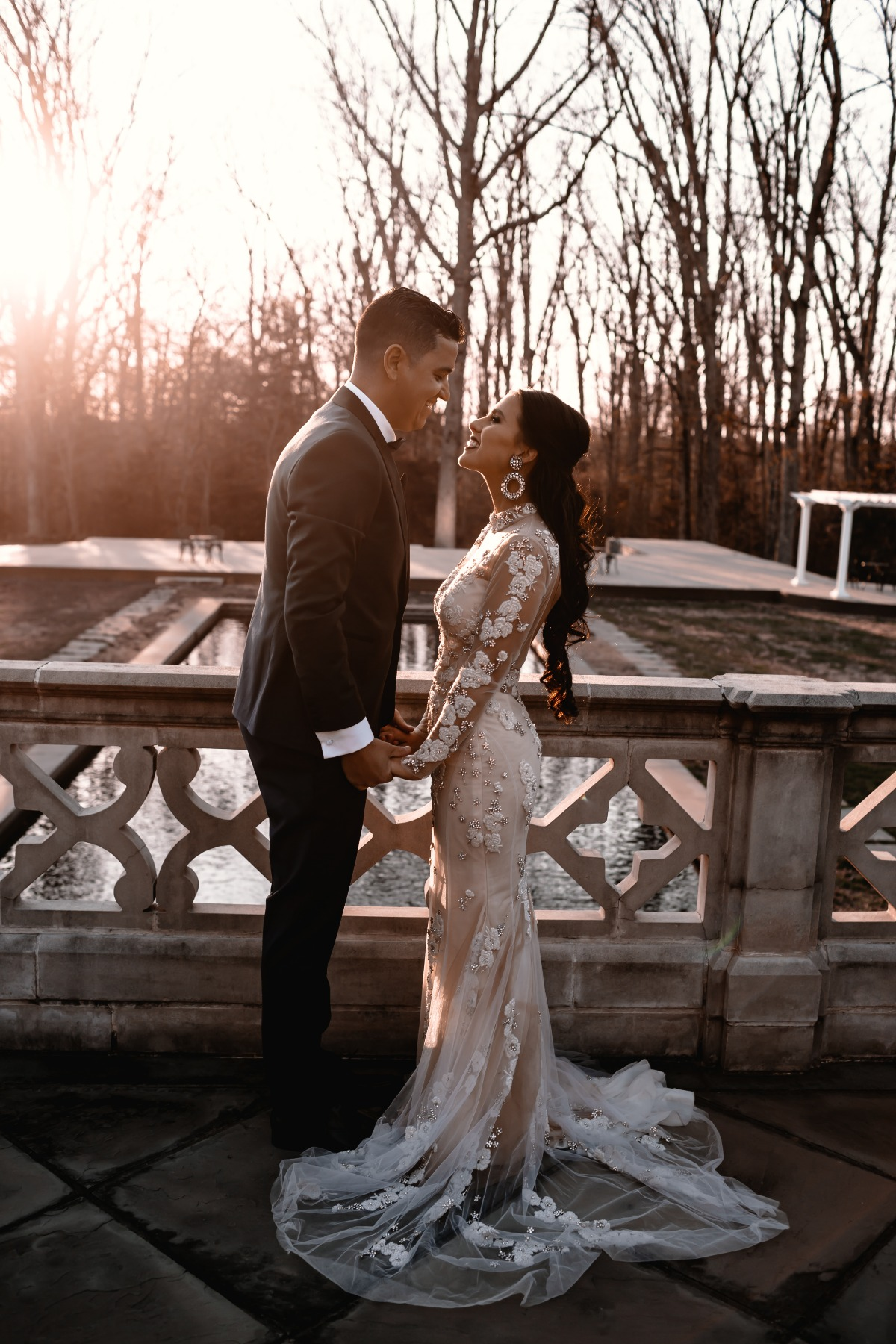 Intimate Fairytale Wedding at Dover Hall