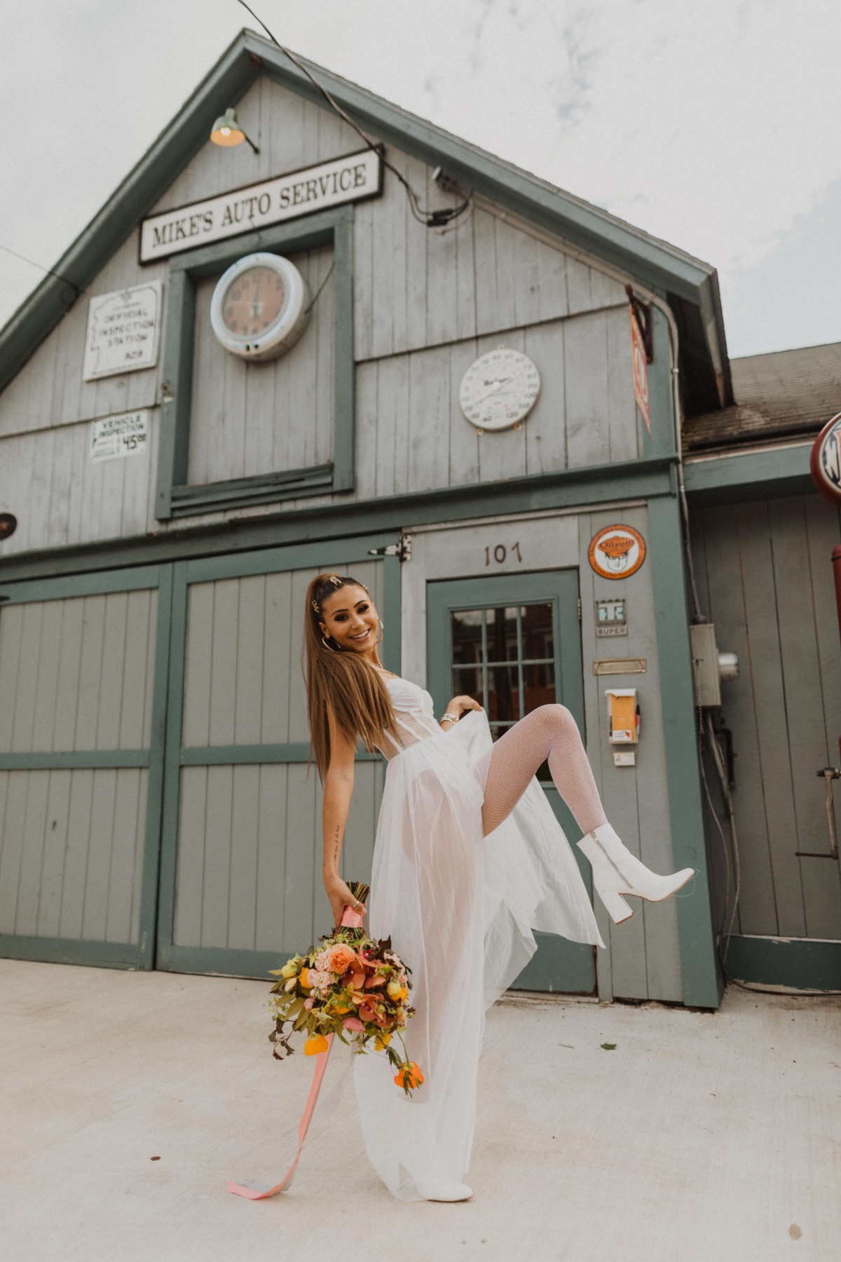 Portland Maine Wedding Florist  Electric Flora