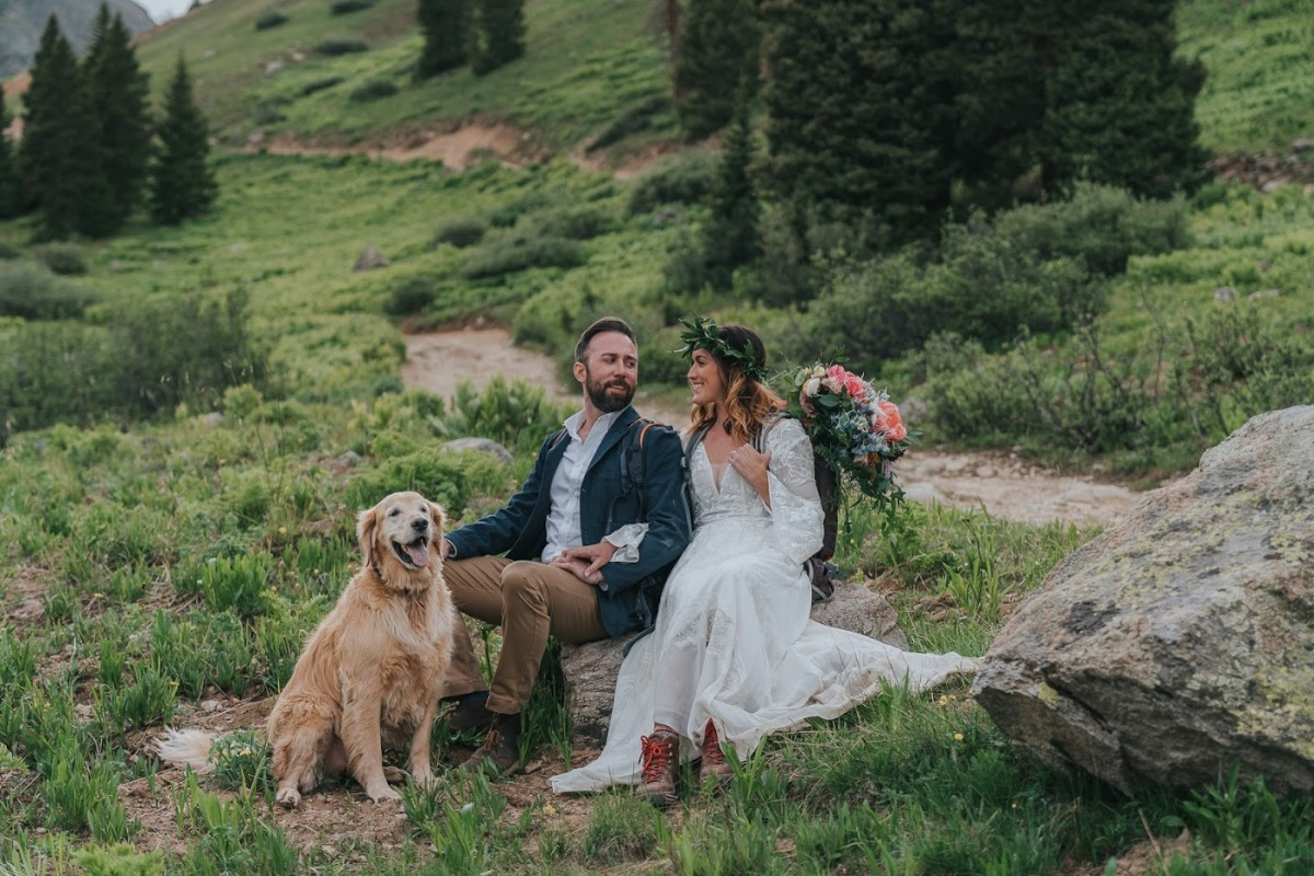 adventure wedding photography ideas