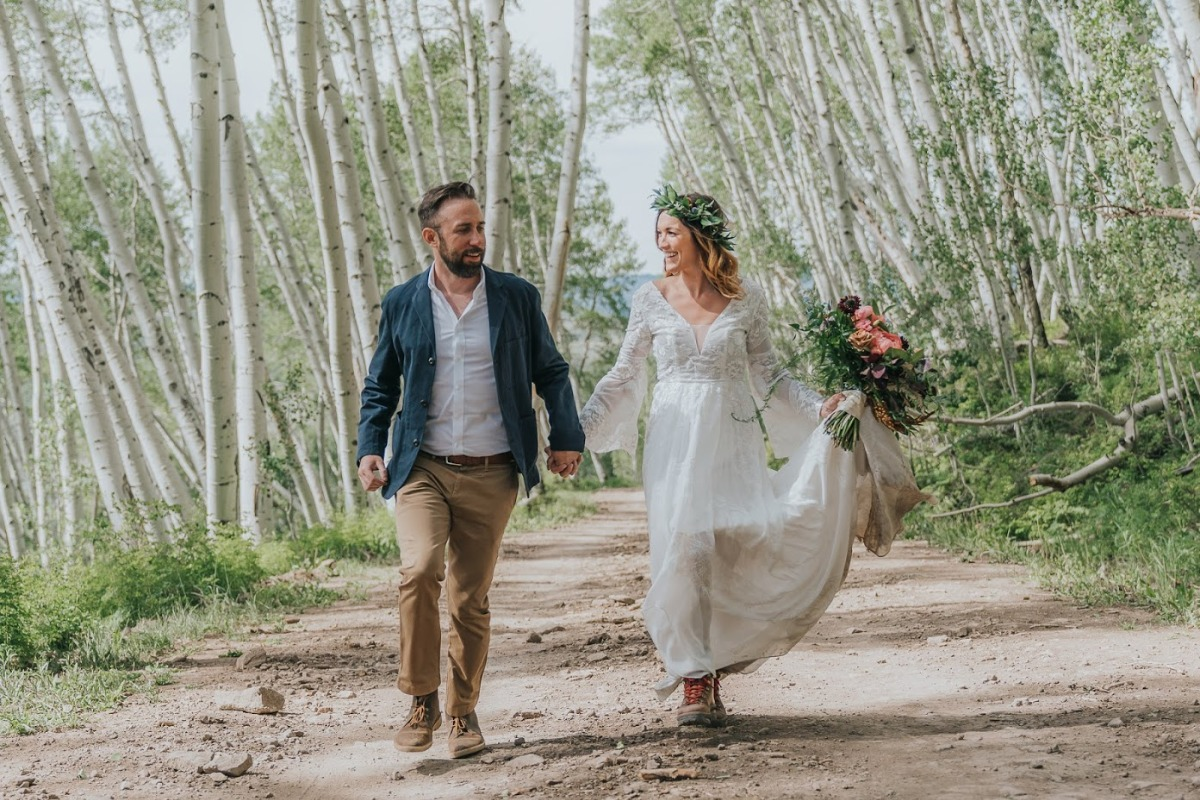 mountain wedding elopement photography ideas