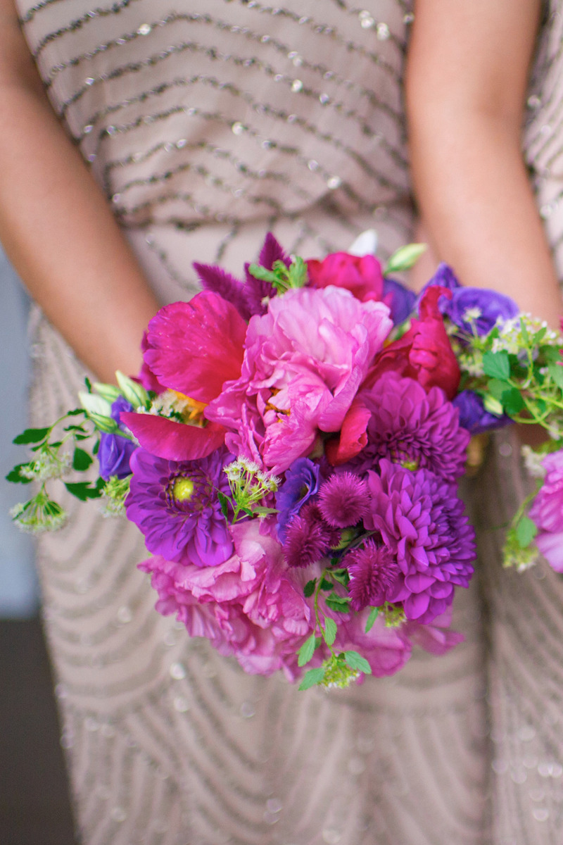 Trending - Bouquets That Go With Your Bridesmaid Dresses