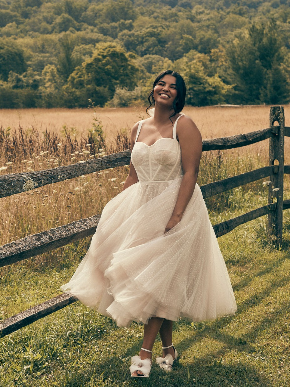 Plus-Size Brides Want More From Their Shopping Experiences