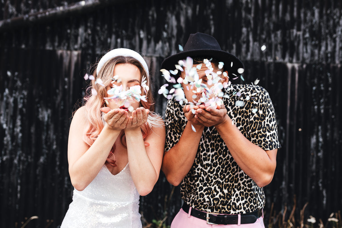 You're So Cool - A True Romance Inspired Styled Shoot