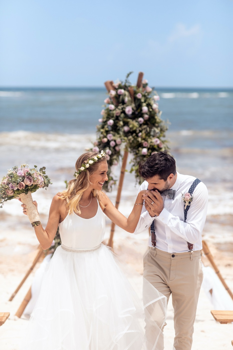 5 Reasons You'll Want to Have Your Postponed Wedding In Paradise