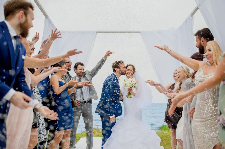 This Is the Time to Consider a Destination Wedding Locale That Isn't Typical