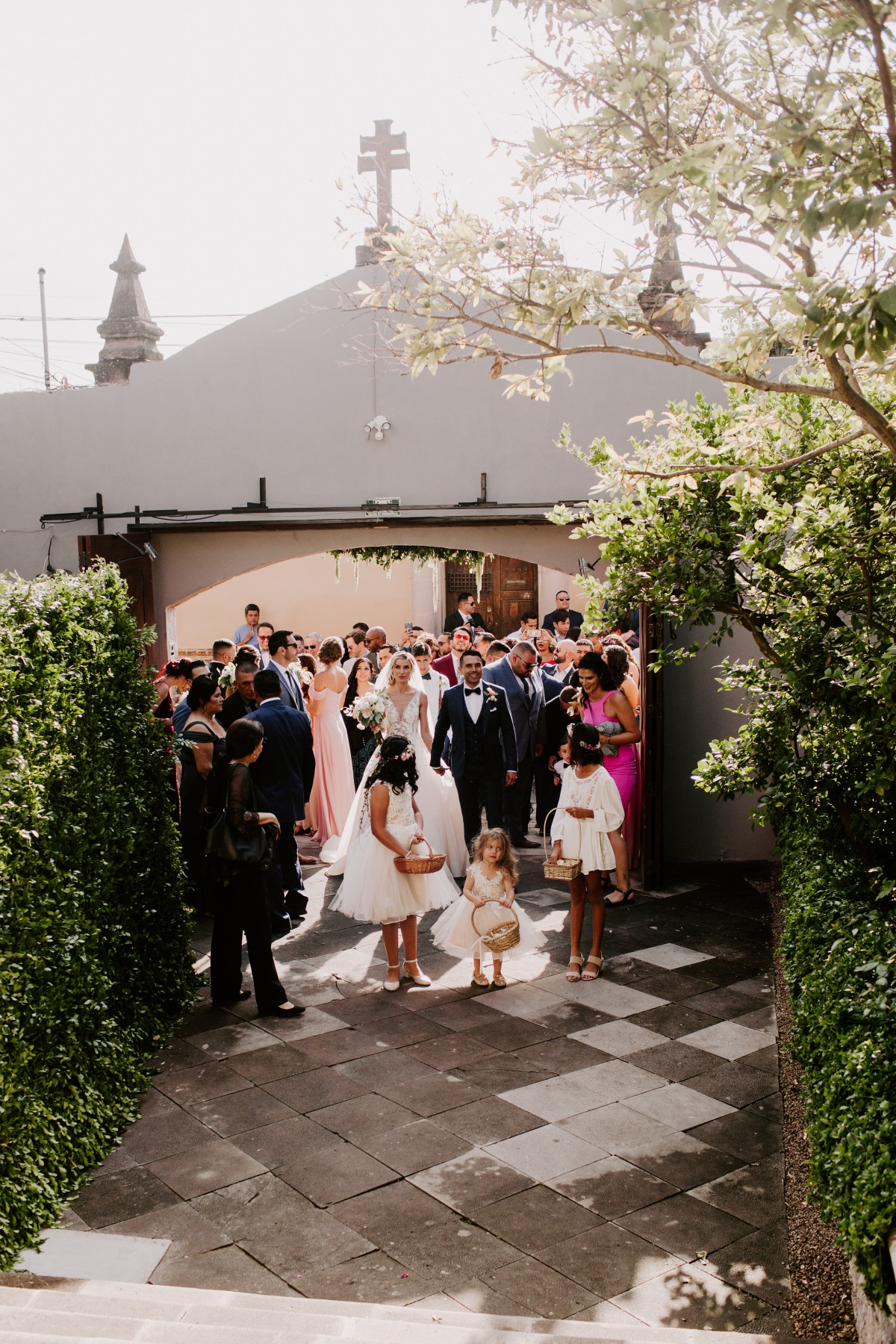 San Miguel de Allende wedding venue