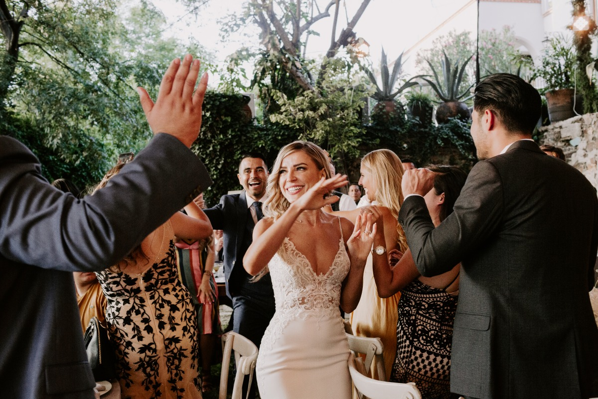 Viva la Vida Wedding at San Miguel de Allende