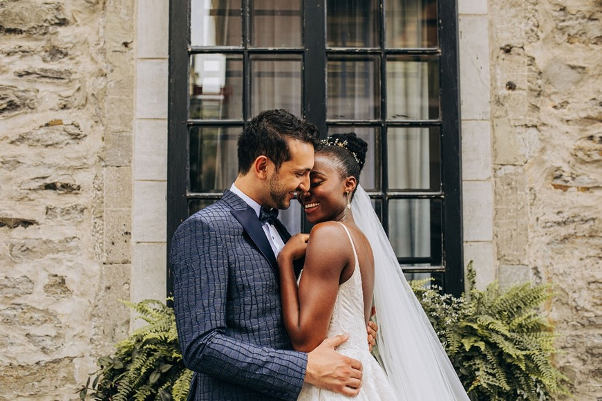 4 Hayley Paige Wedding Dresses for Montreal's Love In The City Project
