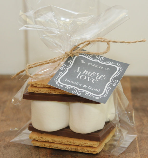 Do it yourself - S'mores Kit Favor Packaging