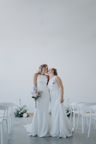 Iridescent Wedding Inspiration at The Lane San Diego