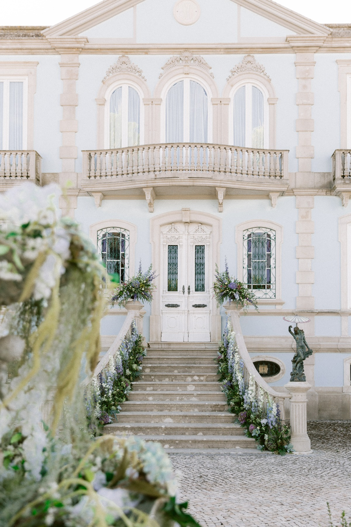 Chateau Wedding Venue in Portugal