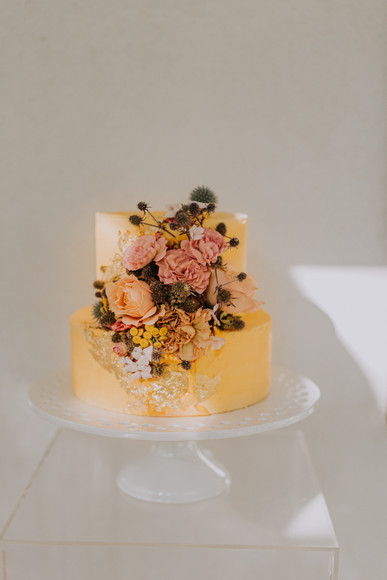 Oh So Sweet Summer Sorbet Wedding Inspiration at Auberge Willow Inn