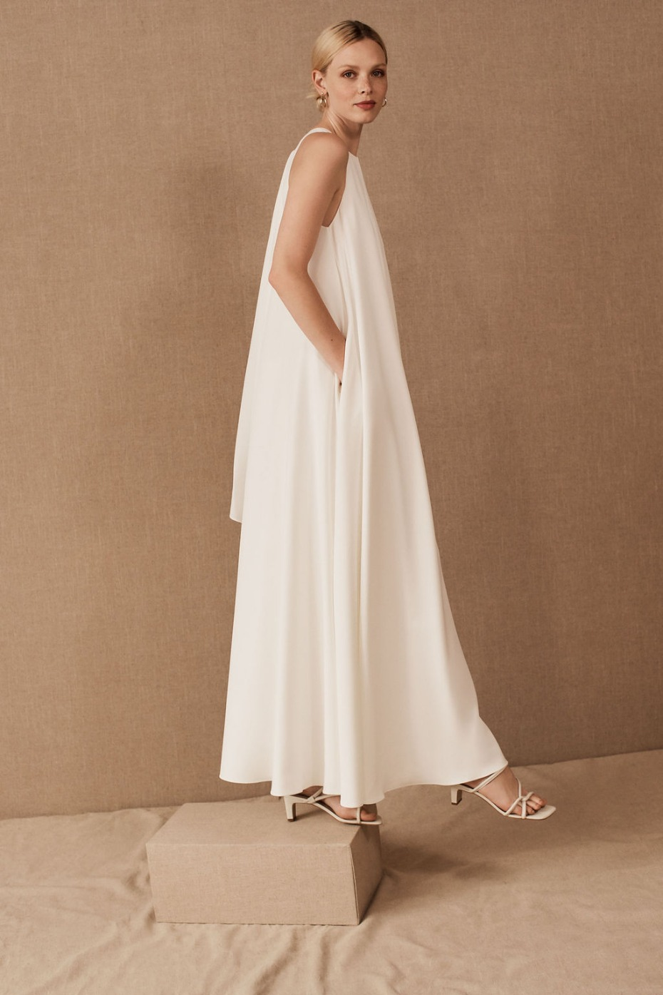 BHLDN's New Spring 2021 Collection Honors a Strong, New Way to Wedding