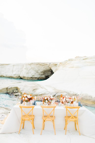 Heavenly Inspiration fit for a Cypriot Goddess