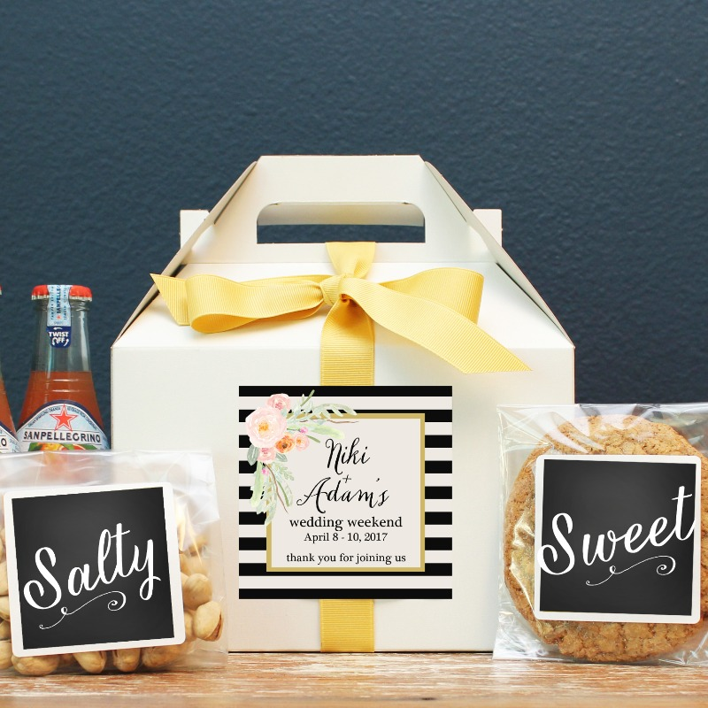 Shop our unique collection of Wedding Welcome Boxes