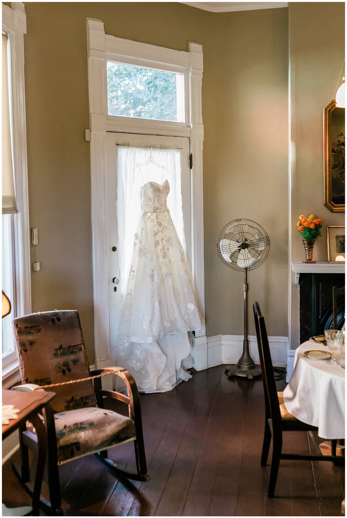 Disney's Haunted Mansion Theme Wedding at Heritage Square Museum in Los Angeles
