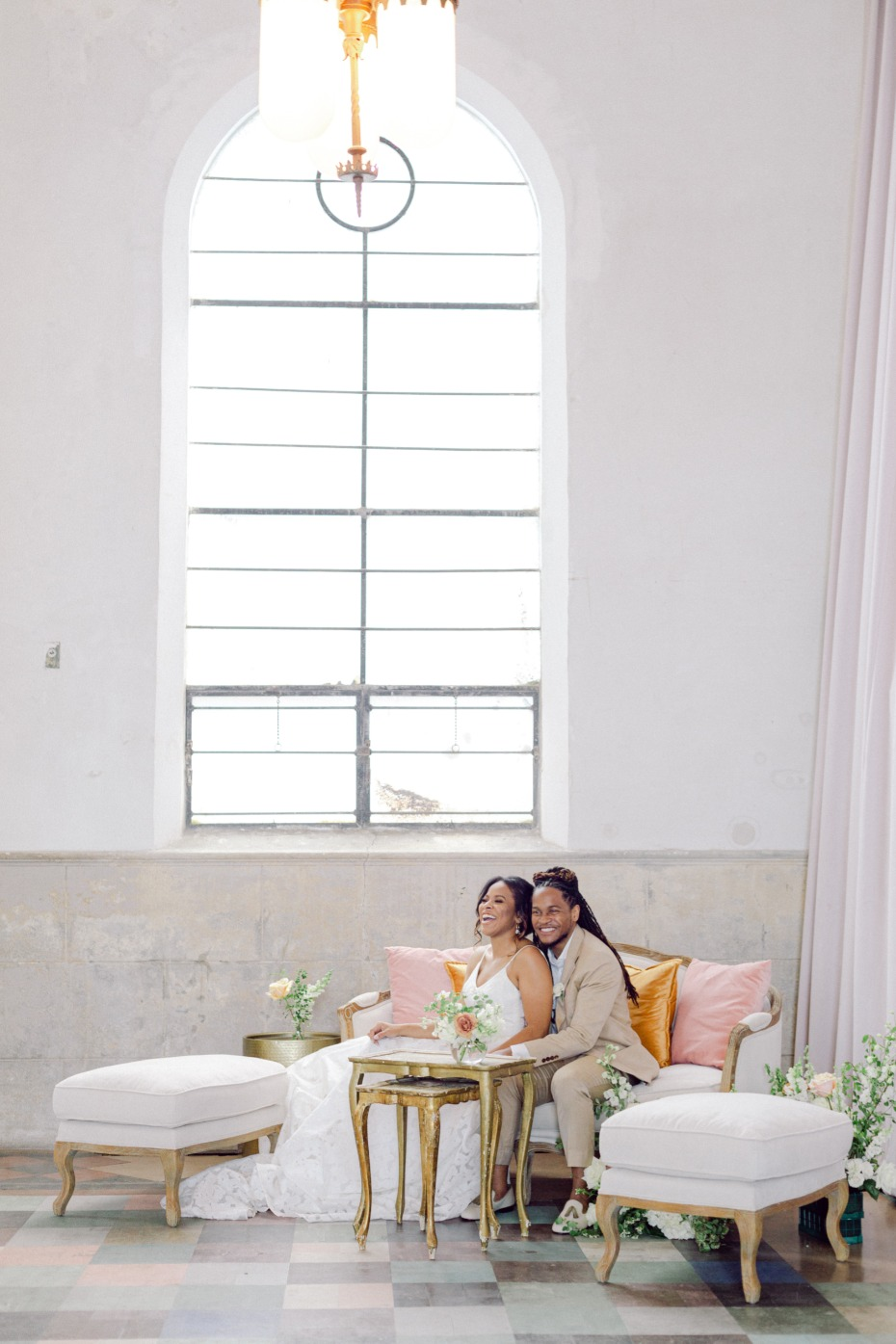 A Modern Vintage Patina Wedding In New Orleans