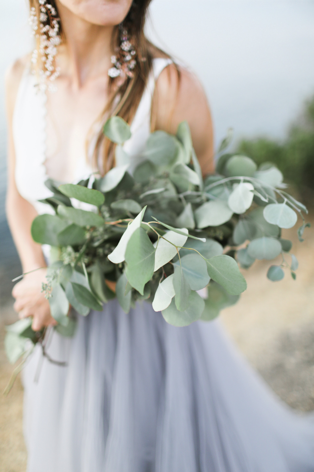 Romantic Seaside Elopement Inspiration