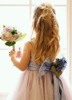 20 Must See Flower Girl Dresses from Pegeen