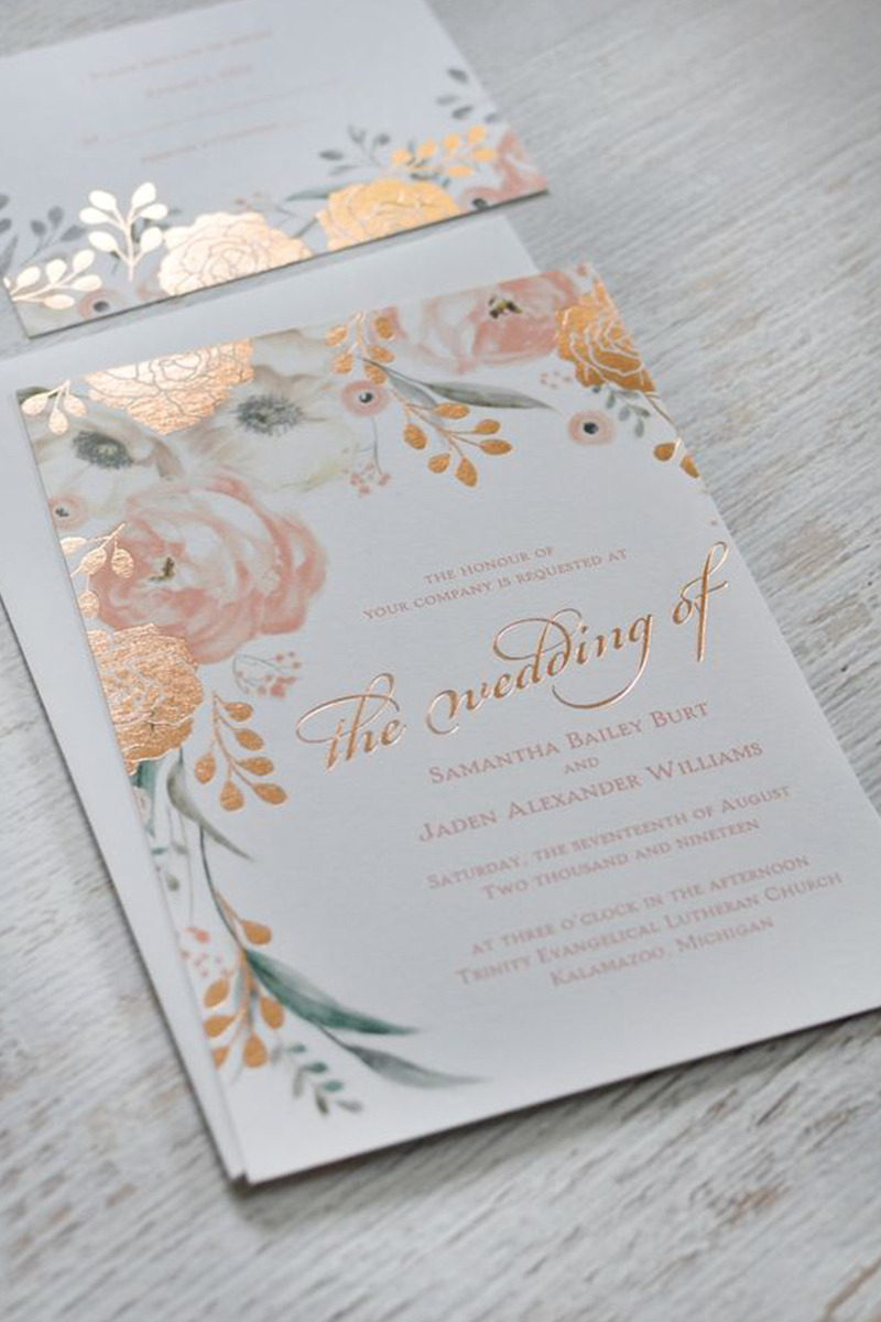 Magnificent Themed Wedding Invitations Festooning - Invitation Card ...