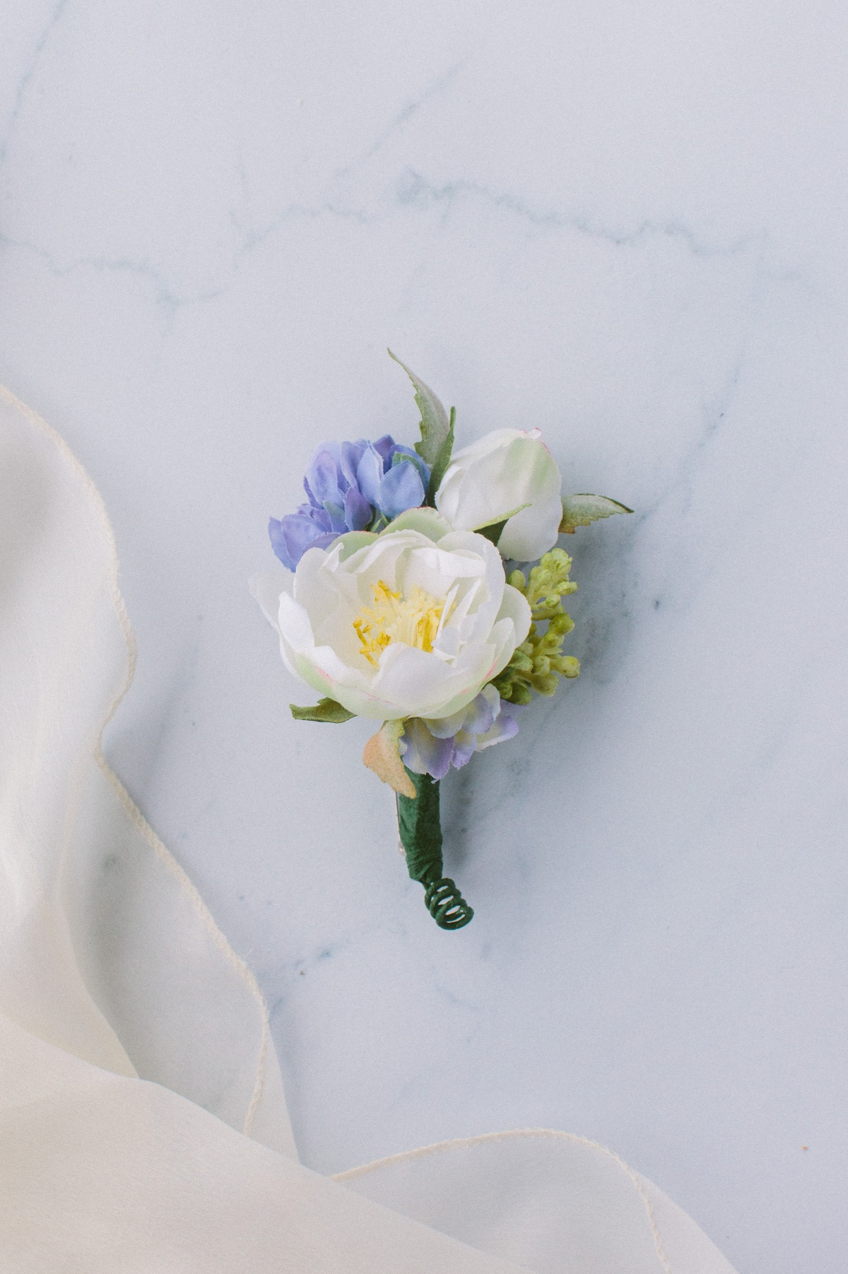 Simple & Stress-free Wedding Flower Inspiration by Something Borrowed Blooms