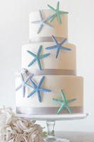 Wedding Cakes That Match Your Invites