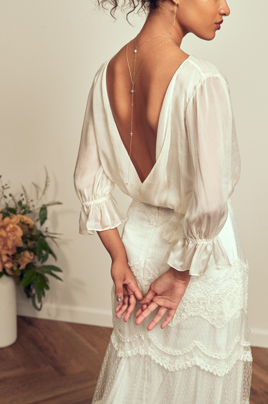 Yes, You Can Rewear Your Wedding Gown and Make It Look Good