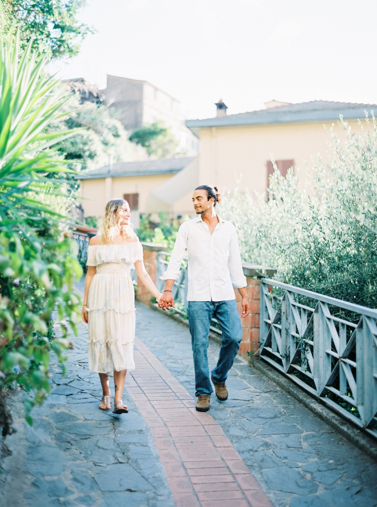 A Picturesque Engagement In Cinque Terre, Tuscany