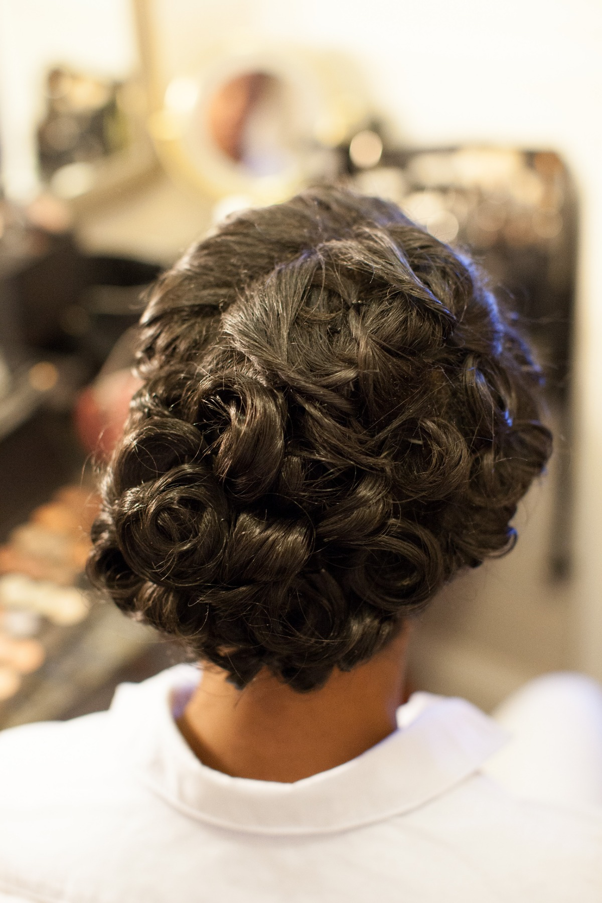 Top DIY Bridal Hairstyles by Abra McField