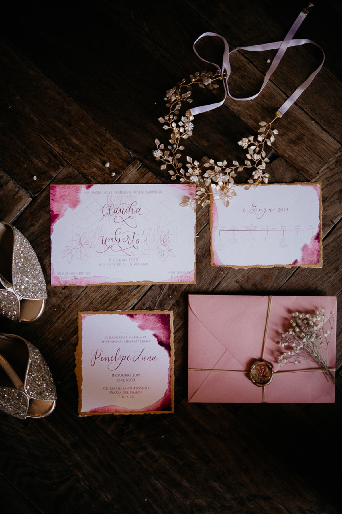 Tips & Tricks for your Wedding Photos with an Eye on Details