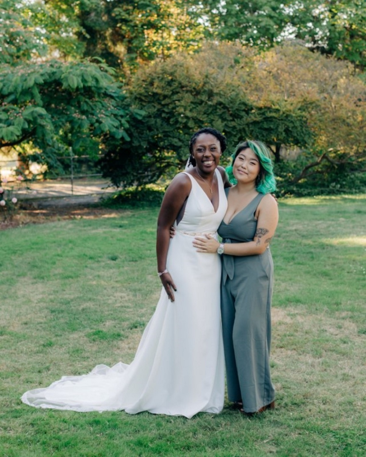 How To Have An Intimate Backyard Wedding Despite COVID-19