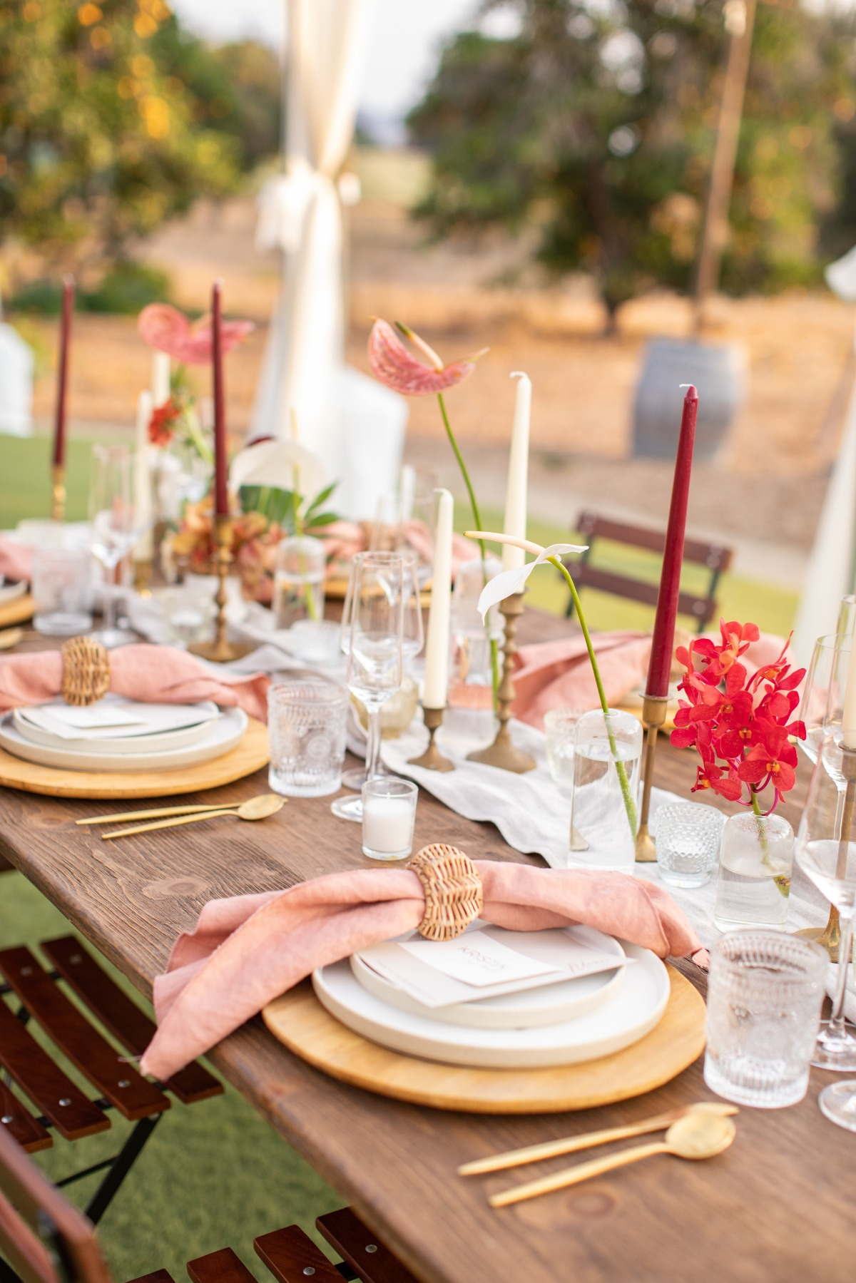 How To Have A Vintage Inspired Wedding At A Historic Landmark in SoCal